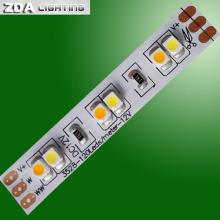 Luz de tira flexível ajustável da temperatura de cor