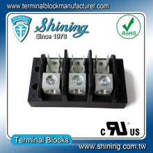 TGP-050-03A 50A 3 Pole Schnellanschluss Aluminium-Anschlussstecker