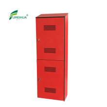 Easy to clean HPL compact laminate  2 door locker