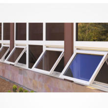 Foshan supplier good quality used awning windows for sale