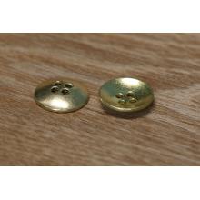 China botão fabricante atacado ouro botão para vestuário