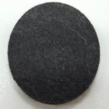 1000g Sqm 100% Polyester Fiber Needle Punched Felt