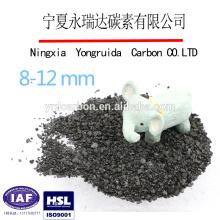 Granular anthracite coal activated carbon black price per ton
