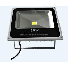 Nueva llegada Línea delgada IP65 COB luz de inundación LED al aire libre