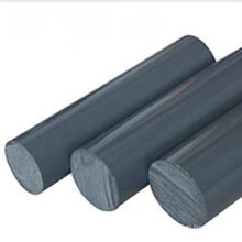 Cor cinzenta expulsou o PVC Rod para a indústria química