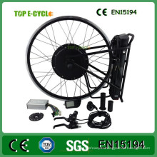 Chine fabricant livraison gratuite 48 V 1000 W vélo électrique kit de conversion