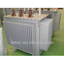 Cabinet type ground mounted transformers