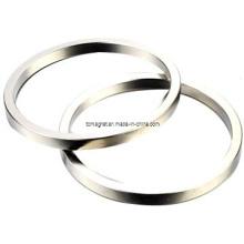Ímãs de anel com revestimento de níquel