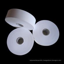 Flexo printing nylon taffeta label roll