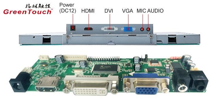 VGA+DVI+HDMI