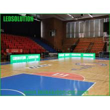 Exposição de diodo emissor de luz de venda quente do perímetro do estádio de Basktball com preço baixo