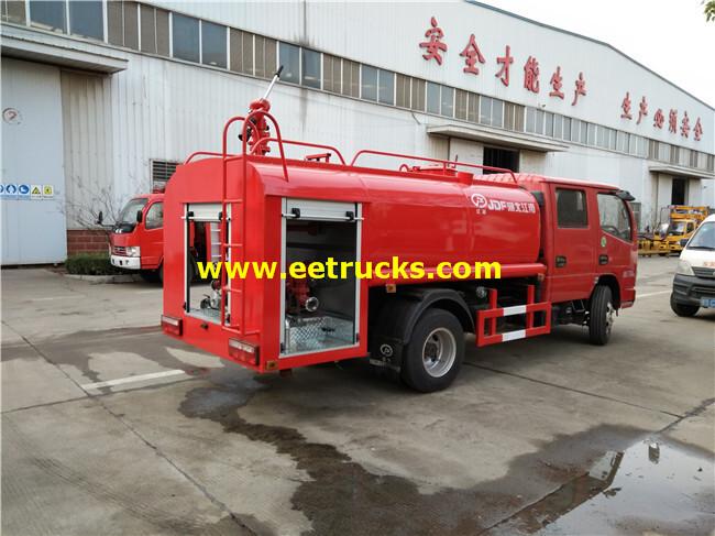 DFAC Fire Truck Sprinkler Trucks