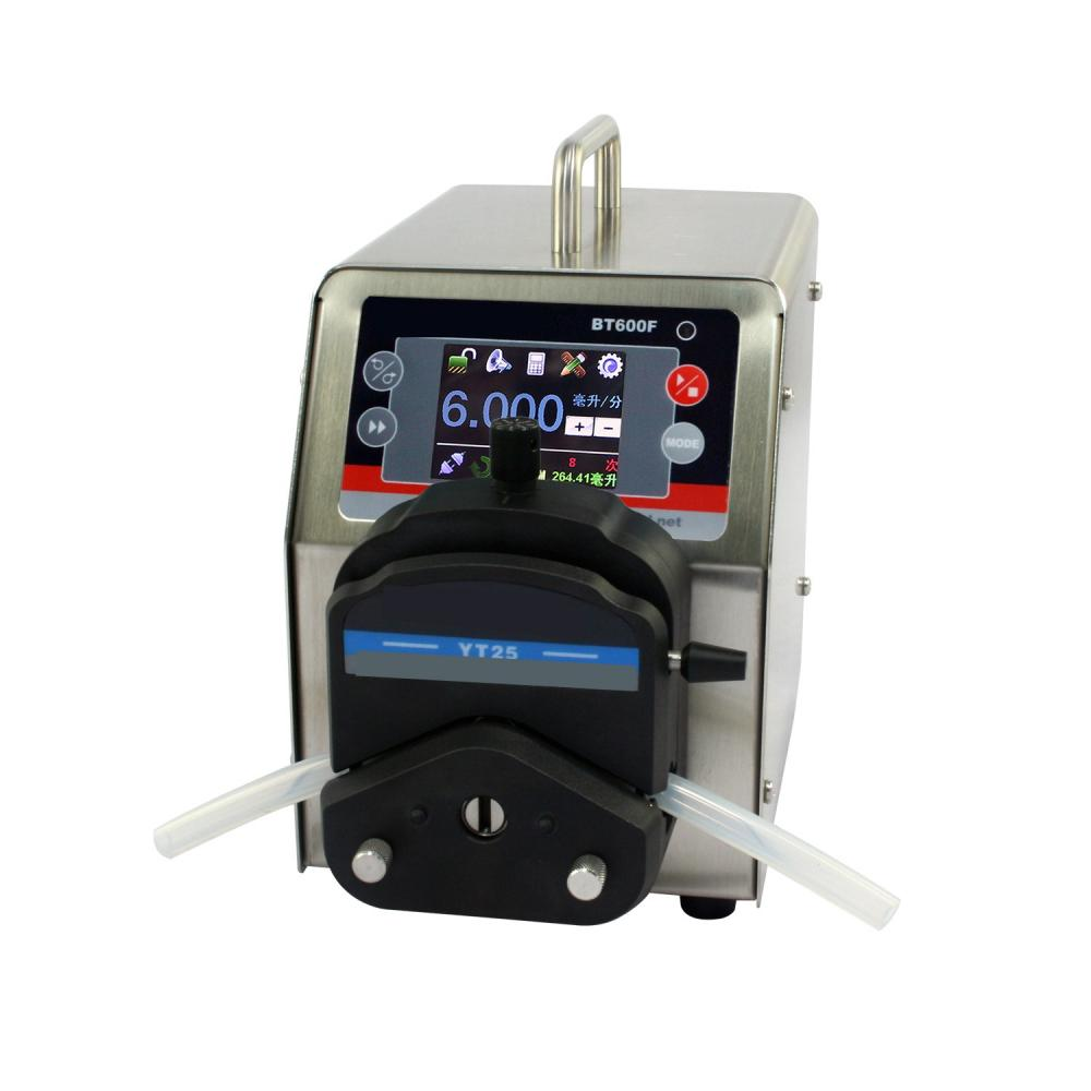 peristaltic pump for acid liquid