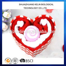 valentine gift towel products