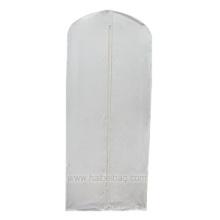 Белая сумочка из полиэтилена PEVA (HBGA-022)