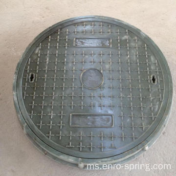 Perlindungan Manhole Round Duty Medium Light / Light