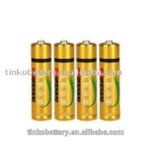 17 years experience with aluminum foil 1.5v alkaline/dry aaa lr03 battery low price