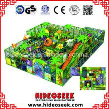 Dschungel-Thema-glückliche Zeit-Innenspielplatz-Ausrüstung