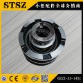 Komatsu D60 pulley non hardening 6150-31-1530 6150-31-1830