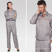 Cotton Soft Worker Uniform For Girls Worker Clothes Factory Working Uniform Polyester Antistatic Wholesale Work Clothes