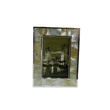 Eco amichevole d'oro madre perla Photo Frame