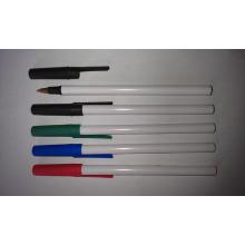 Дешевые Пластиковые Шариковая ручка рекламных Шариковая ручка