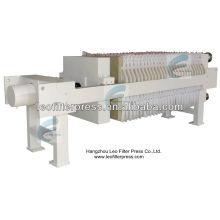 Leo Filterpresse Maischenfilter Membranfilterpresse