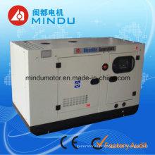 Grupo de gerador diesel à prova de som 50kVA de Weichai