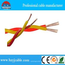 Lazo de Mica de alta calidad Cable de par trenzado resistente al fuego Mica