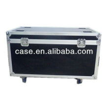 Flight case with 30 mm extrusion