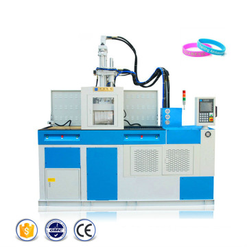 Double Sliders Liquid Silicone Plastic Injection Machine