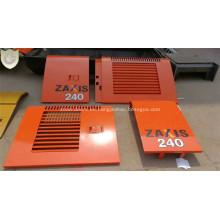 Panel de la puerta lateral para Hitachi Excavator EX240 Aftermarkets