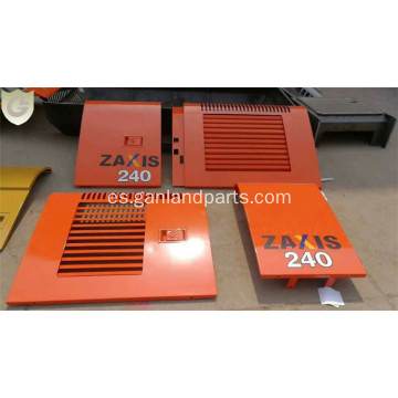 Panel de la puerta lateral para Hitachi Excavator EX240 Aftermarkets