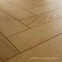 Solid Wood Oak Herringbone Wood Flooring