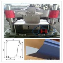 Qualität Vollautomatische Halbrund Dachrinne Roll Formmaschine