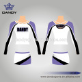 Verschiedene Stile Cheerleading Uniform