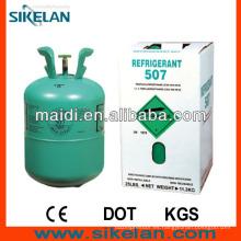 Refrigerante mixto R507