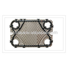 TS6M plate and gasket , refrigerator evaporator plate