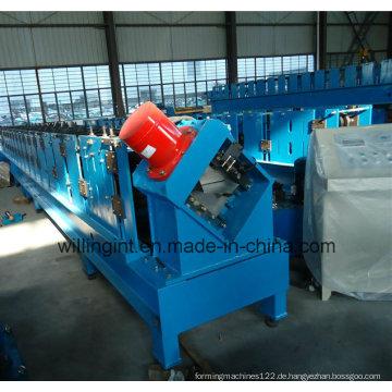 Z Purlin endet Rollformmaschine mit hochwertiger Maschinen