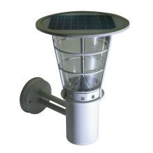 Elegante luz con CE e IP65, lámpara de energía solar, solar de la pared pared montado luz solar del led