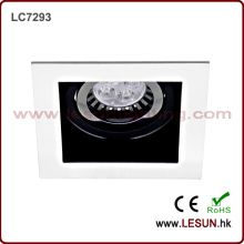 Recessed Instal 12V MR16 LED Downlight/Spotlight with White Housing LC7293