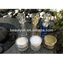 30ml 50ml empty cosmetic airless acrylic cream bottle