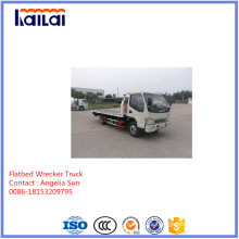 Isuzu 5 Ton Flatbed Towing Tractor for Sale