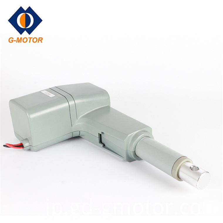 hospital bed actuator