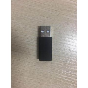 2.0 USB A / Man till USB-C / Female adapter