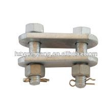 electric transmission line accessories electric substation link fitting power utility pole line hardware fitting