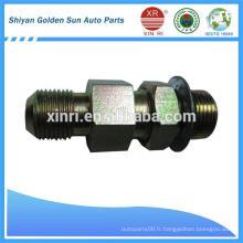 Raccord de tuyau de raccord pour frein automatique