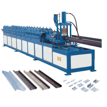 Geländer Stahl Crash Barrier Forming Machine