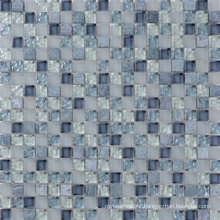 South Africa Dining Hall Decorative Java Glass Stone Mosaics Tile
