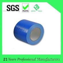 Fita adesiva azul 100mm X 25 de pano de Hotmelt